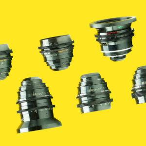 Canon K35 Lenses