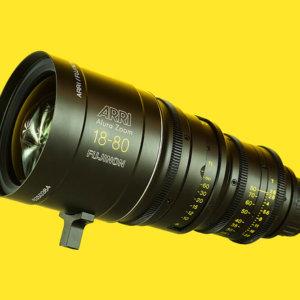 Arri Alura 18-80mm