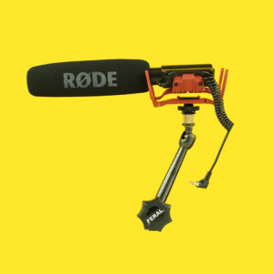 Rode DSLR Microphone