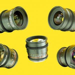 samyang lens set