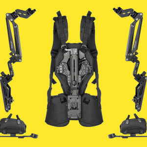 Tilta Armor-Man MKII Feral Equipment Camera Kit hire London support rig
