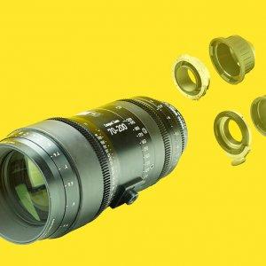 Zeiss CZ2 70-200mm