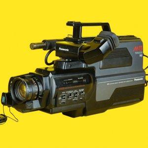 Panasonic M5 VHS