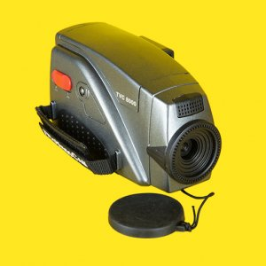 Tyco Toy Camera