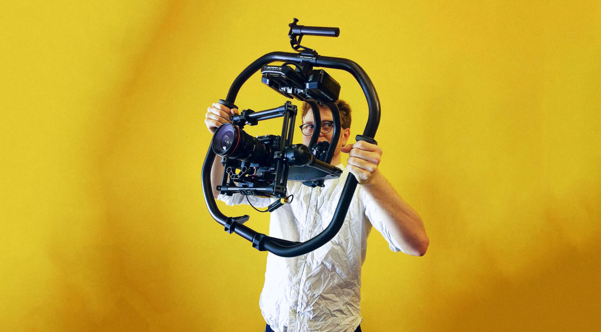 Request for A Quote Crew Camera Movi Ronin Operator Feral Equipment Film TV Commercial