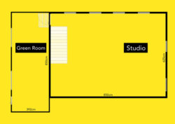 studio map Feral equipment