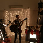 Studio hire Christmas video