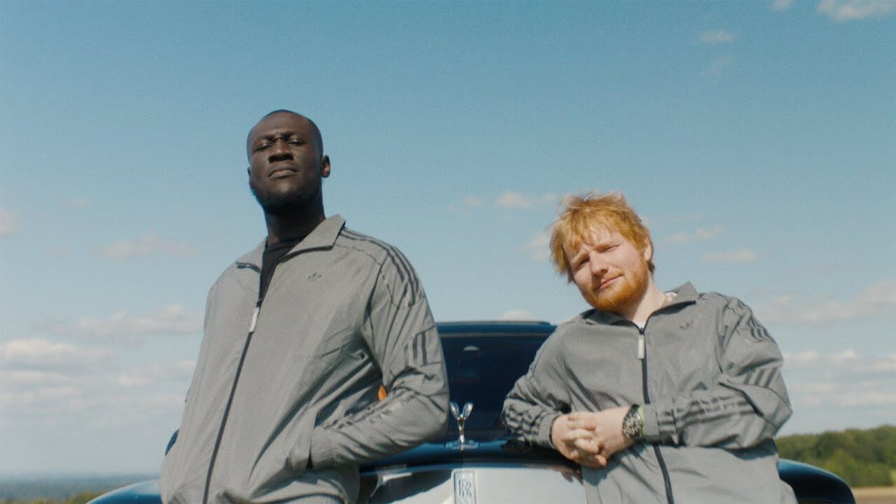 shot on Feral Equipment kit Ed Sheeran Stormzy