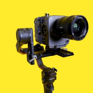 ronin s2 gimbal hire film equipment london feral equipment DJI ronin s