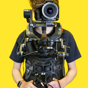 chest rig, feral rig, grip, pov rig, player 1 pov rig, dji rs 2, gimbal, a7s mkiii, grip hire, grip rental, equipment hire, rental house, london